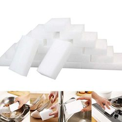 Togethor Extra Durable Eraser Sponge – Magic Cleaning Eraser Sponge in Bulk – Multi- ...