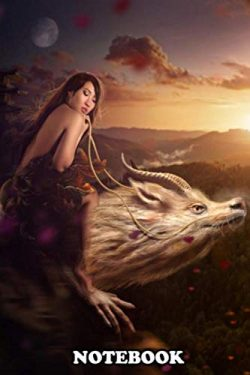 Notebook: A Boudoir Fantasy Using A Beast Created From Over 20 Cr , Journal for Writing, College ...