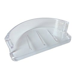 LASCO 35-1433 Hallmack Plastic Replacement Soap Tray