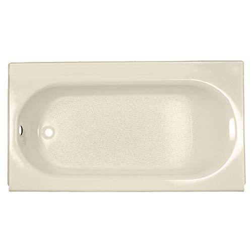 American Standard 2394202.021 Princeton Luxury Ledge Americast Apron-Front Bathtub with Left Han ...