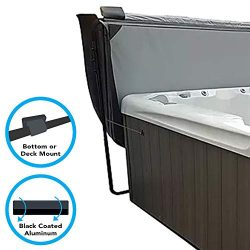 Puri Tech Cover Lifts – Fold Bottom or Deck Mount Spa & Hot Tub Cover Lift Removal Sys ...