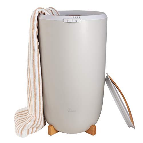 Zadro Ultra Large Bath Towel Warmer, Gray