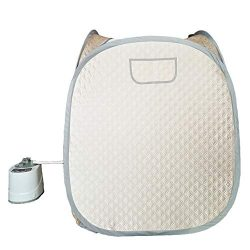 Smartmak Portable Steam Sauna, one Person Full Body Spa Tent at Home for Detox & Weight Loss ...