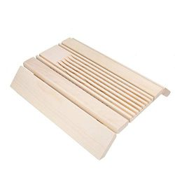 TOPINCN Lamp Shade Steam Room Sauna Poplar Wood Lampshade Sauna Cover Sauna Accessories Modern H ...