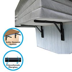 Puri Tech Cover Lifts – Glide Side Mount Spa & Hot Tub Cover Lift Removal System Rolle ...
