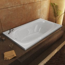 Atlantis Whirlpools 3666PAL Polaris 36 x 66 Rectangular Air Jetted Bathtub