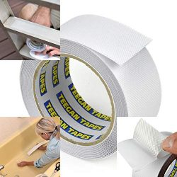 Clear Grip & Friction Anti Slip Tape for Outside Steps, Walkways, Decks, Bathtubs, Equipment ...