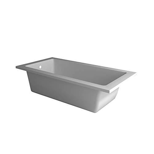 Fine Fixtures – 48 x 32 x 19 Drop-in Bathtub