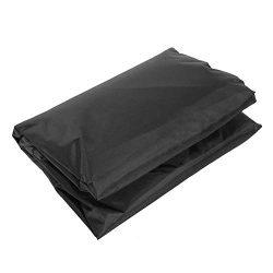 TOPINCN Waterproof Polyester Square Hot Tub Cover Outdoor SPA Covers Square Hot Tub Cover Hot Tu ...