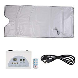 Sauna Heating Blanket, Infrared Body Shape Fitness Machine