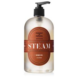 William Roam STEAM Shower Gel – Cruelty-free, Vegan, American-made – Refreshingly Cl ...