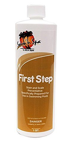 Swim N Spa Pool First Step Stain & Scale Control, 1 QT