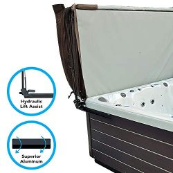Puri Tech Cover Lifts – Elevate Top Mount Hydraulic Spa & Hot Tub Cover Lift Removal S ...